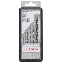 Bild på Metallborrset 6st 2-8 mm Bosch