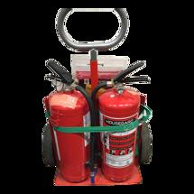 Bild på Brandsläckare på hjul